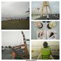 【屏東∣東港】華僑市場&跨海大橋開橋秀+帆船基地169下午茶與獨木舟,高雄近郊一日小行程