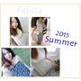 Outfit Diary | 休閒、日系、浪漫,跟著夏天的陽光來場洋裝之旅吧♥