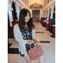 Outfit Diary/繽紛花朵紛飛了整個初夏x一日穿搭♥Felicia 韓國連線代購中