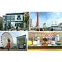《神戶》搭乘CITY LOOP體驗異國風情,親子行程推薦-北野異人館、神戶塔、麵包超人博物館(上篇)
