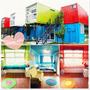 【南投住宿】日月潭蔓條絲裡-浮田小屋♥不用出國也可以住在繽紛可愛的彩色貨櫃屋