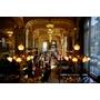 【歐洲,匈牙利】在布達佩斯(Budapest) New York Cafe(New York Kávéház), 世界十大美麗咖啡館;吃喝的不是食物本身,而是一種貴族與慵懶的氣息。