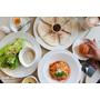 【台南早午餐】奇美咖啡館:高CP值平價早午餐&輕食料理,藝術館般寬敞空間。料理主廚秀,享受美食也要長知識。