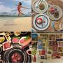 「2016沖繩之旅」5天4夜.Day3.oHacorte水果塔+第一牧志公設市場+Calbee+浜邊の茶屋+琉球の牛