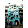 【歐洲,德國】德勒斯登 (Dreseden) 有意思的角落,新城區藝術街廊 (Kunsthofpassage)。