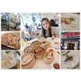 【遊記】2015香港小蜜月 * DAY4海皇粥品+煌府婚宴會館下午茶