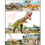 【高雄展覽】侏儸紀樂園♥全台唯一的戶外大型恐龍展,好震撼,就像真的恐龍一樣!!!(文末送門票☀)