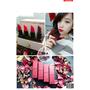 【BbiA】 來自韓國的謬斯女神完美唇膏❤美的沒話說的唇彩之4種顏色試色文(快來看看❄