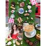 【食記】台北大直 Yellow Lemon 野餐風格下午茶,魔幻可愛又好好吃!