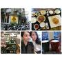 {{食記}} 台北。松山 一起享受南法鄉村風情午晚餐吧-亨蕾咖啡HOLY CAFE