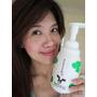 ✫美肌✫潤波1/2全脂牛奶制菌沐浴慕絲(活力綠),洗了就快樂的泡泡沐浴體驗!!哞~~~