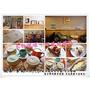 桃園•食記‖Wooly Cafe歐洲風味早午餐/手工蛋糕♥咖啡館,三眼怪/熊大拉花咖啡超可愛~~~超療癒系的啊!(尖叫聲)(桃園市區/桃園火車站/新光三越/隱藏版咖啡館)