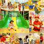 湯姆貝貝親子樂園▋宜蘭新月廣場~多樣化的設施、小孩玩的開心!!!家長也可以放心的休息