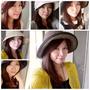 【愛漂亮】別再說自己不適合帽子啦!!五款有小顏效果的帽子分享~~