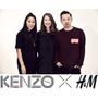 時尚人士都嚇傻~KENZO x H&M手牽手合作了!!!