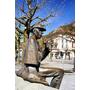 【歐洲,瑞士】蛋白霜(Meringue)的發源地在瑞士小鎮Meiringen(邁林根);當地著名的老店Frutiger Verkaufsladen Konditorei。(路過福爾摩斯博物館Sherlock-Holmes-Museum)