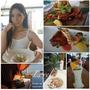 ♥淡水美食♥峇里島風格景觀餐廳~淡水榕堤水灣餐廳