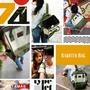 日本超人氣大寬口後背包 ❤ Rakuten Bag 精裝鐵牌版 大開口 防潑水後背包 (香瓜撞奶)