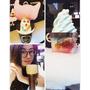 〔台北市.信義區〕甜化你的少女心~視覺系韓國人氣甜品GLAM AIR霜淇淋+手作棉花糖