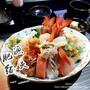 [台北] 新鮮直送台北海鮮丼,一碗飯就吃到17種滿滿海味的「肥貓漁夫」海鮮丼專賣店