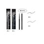 KATE─新推出極細筆芯眼線膠筆『超細鎖色眼線膠筆』