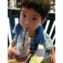 【好吃冰品推薦】來自韓國的GLAM AIR時尚霜淇淋~位於台北信義新光三越A11館B1~逛街逛累的你可以來這裡享用這個很潮的美味冰品及飲料喔!