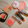 【蒐集狂】夏日暖暖甜瓜色系❤各種好用的甜瓜彩妝