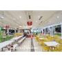 《資訊》大潤發賣場-新竹忠孝店  乾淨寬敞的美食街空間。免費wifi。免費充電。免費停車︱附影片