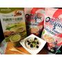 OTER歐特有機 零農藥檢驗 青汁多穀奶 有機五穀麥片營養早餐 (文末送三份免費贈獎活動)
