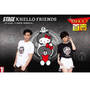 《STAGE x LINE FRIENDS x Hello Kitty》好評再加碼! Yahoo超級商城首賣,要搶要快!