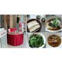 《高雄食記》台灣饕客的上海料理首選♥紅豆食府(大立精品館)♥精緻口感的上海佳餚