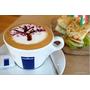 [台北食記]隱身巷弄的舒服咖啡館 - 南京復興站.傑伯咖啡Cafe J J(Lavazza咖啡/輕食下午茶/無線上網)