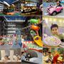 宜蘭親子遊▋蘭城晶英酒店~每房專屬跑車,芬朵奇堡是小孩的快樂天堂,新月豪華影城無限次看院線片,整座飯店都是遊樂園 !!