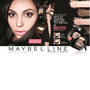 Maybelline New York媚比琳,極緻大眼訂製四色眼彩盤 雙眼皮光影系列