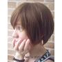 台北市髮型設計師推薦 燙髮 染髮 剪髮   空氣感輕柔短髮 髮型設計 TONY 老師