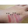 YSL 情挑誘光水唇膏 (色號:N°41、N°45、N°49、N°52) | 透明水感又持久
