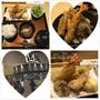 【美食】隨手記記來自日本的山海美味 * 桃園中壢大江購物中心 博多天麩羅山海