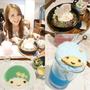 【2016京阪自由行】女漢子大失控!! 大阪期間限定的Kiki & Lala Café ,夢幻與融化度 100%~
