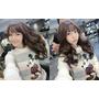 [髮型] Let's hair 西門店 ♥ 摩卡棉花糖棕 ♥ 歐美風甜女孩系列
