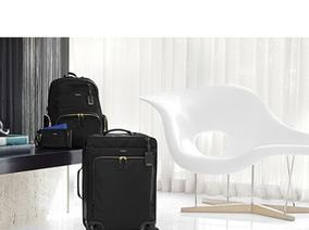 TUMI相伴的100種美好旅行 完美收納與經久耐用的最佳旅伴