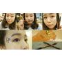 【黛比美妝】Bbi@絕色完美防水眼線膠筆・女伶系列|滑順絲柔。防水抗汗