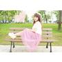 【穿搭】Peachy紗裙♥夢幻女孩必備的甜美紗裙,顯瘦又舒適百搭 (文末抽獎