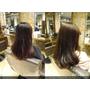 【內湖捷運站。內湖剪髮/染髮】加慕秀Hair Salon-超特別洗頭按摩椅/染出質感透明系髮質