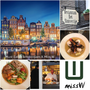 荷蘭|阿姆斯特丹必吃餐廳 het Stuivertje 運河邊的老饕私藏 附菜單導覽