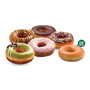 Krispy Kreme 夏天就要 芒 ~芒~ 噠~  黃金芒果甜甜圈系列  07/01 鋒芒畢露上市!