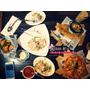 【食記】捷運美食 國父紀念館 再訪 豬跳舞小餐館Dancing Pig 新菜單 起司水餃 戰斧豬排
