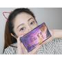 【美妝】日本限量款迪士尼公主眼影「美女與野獸眼影盤試色+眼妝分享」❤