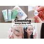 ▌洗臉▌近期使用的洗顏產品彙整❤英國 TEEN SKIN ACTIVES 清涼洗顏微粒凝膠/佳麗寶酵素洗顏粉/ 植村秀潔淨慕斯/碧兒泉潔顏膠❤夏天到了~要把臉洗乾淨喲❤