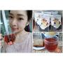 《飲品》夏日微酸好滋味♥台灣茶人 洛神荷葉纖盈茶♥一喝上癮必囤的茶包!