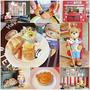 『台中。西屯區』泰迪熊主題咖啡館║泰迪熊咖啡館全新開幕,滿滿的熊可愛萌度破表,試營運期間打8折(免費WiFi/插頭/不限時/不收服務費)